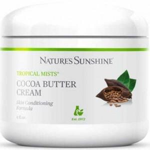 Питательный крем с маслом какао для лица и тела