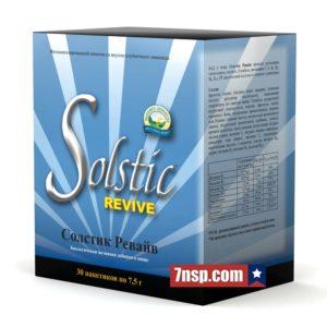 Солстик Ревайв - восстановления водно-электролитного баланса, растворимый напиток в пакетиках