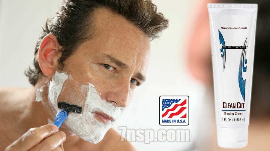 Крем для бритья для мужчин от НСП (США), цена, купить крем.