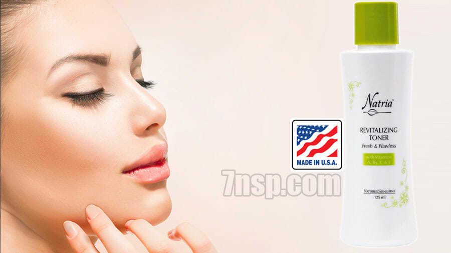 Очищающий тоник для кожи лица для всех типов кожи - жирной, сухой, проблемной кожи. Купить.