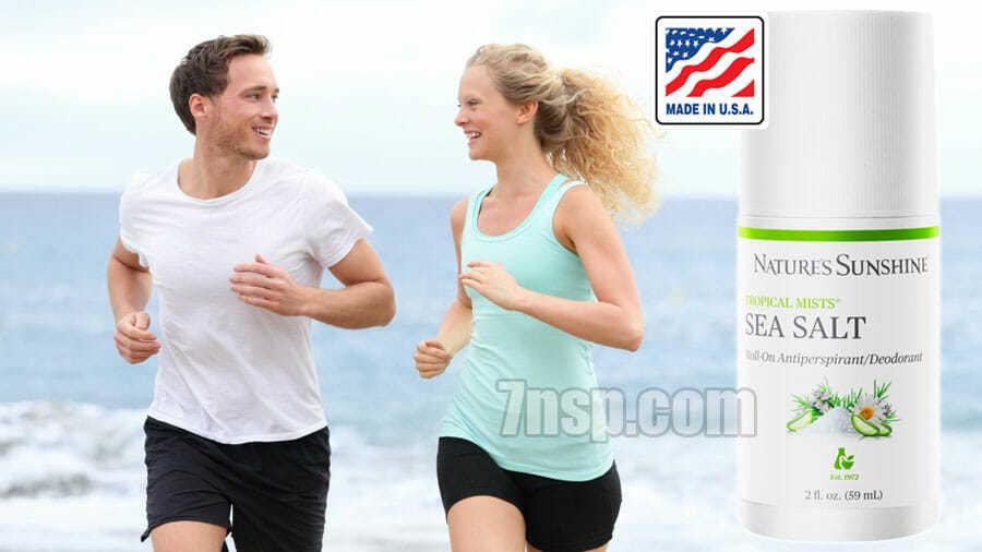 Шариковый антиперспирант-дезодорант для мужчин и женщин от НСП. Цена.
