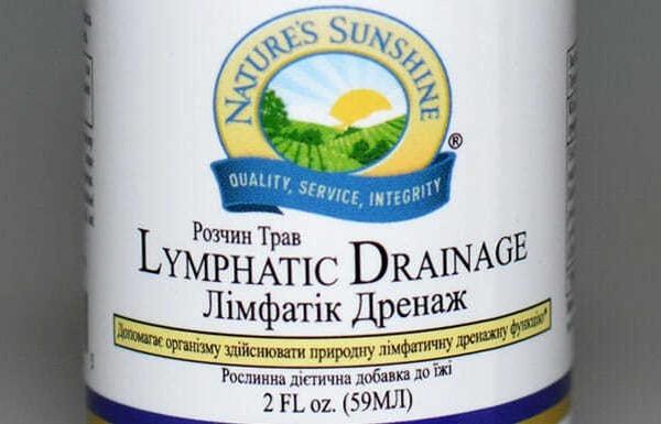 Лимфатик Дренаж НСП - препарат (бад) для очищения лимфы