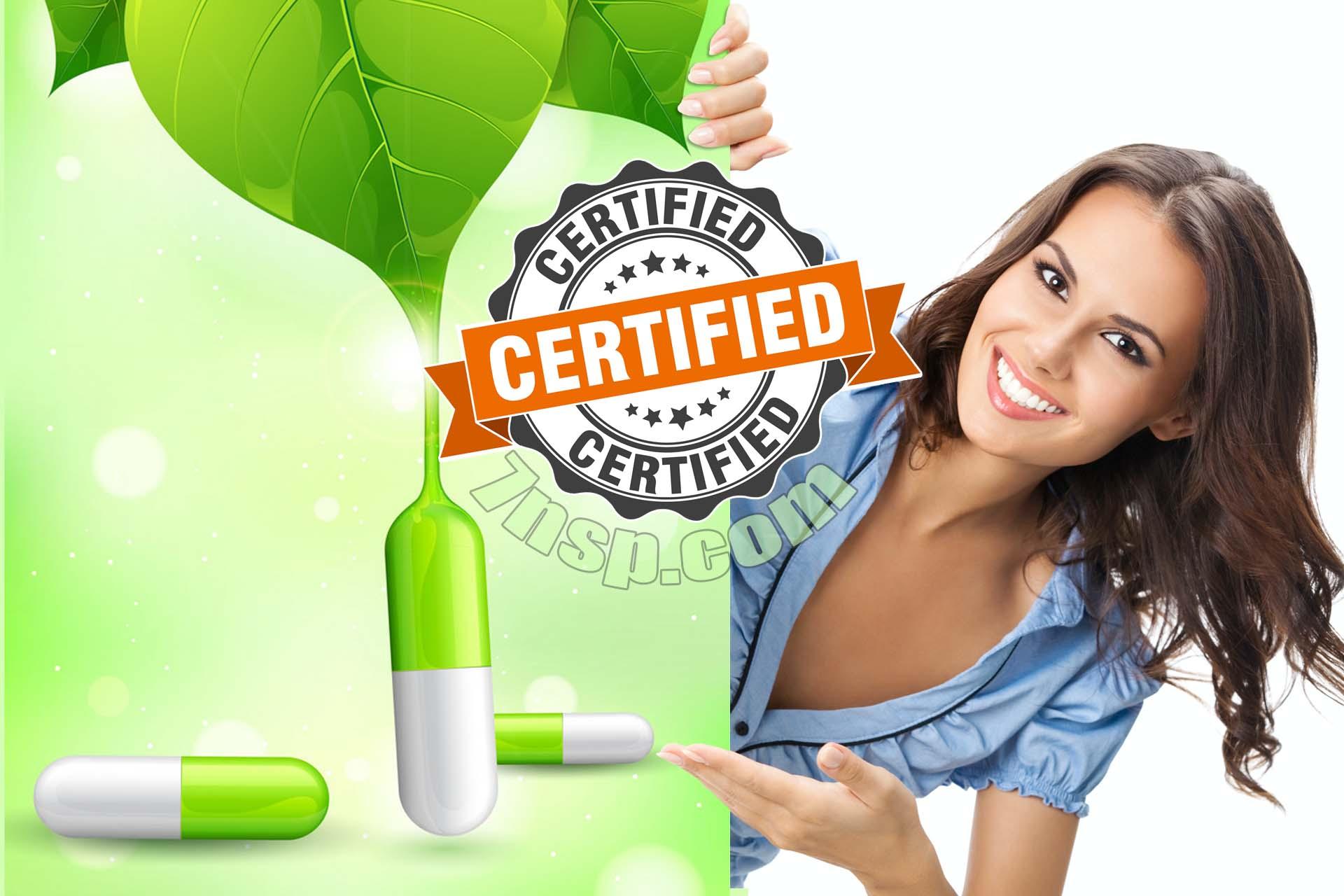 Сертификаты на продукцию НСП - витамины, бад, косметику