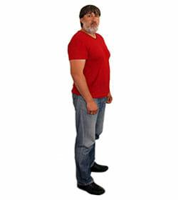 Результаты, отзывы похудения фото мужчин до и после программы коррекции веса диеты НСП, Киев, Харьков, Одесса