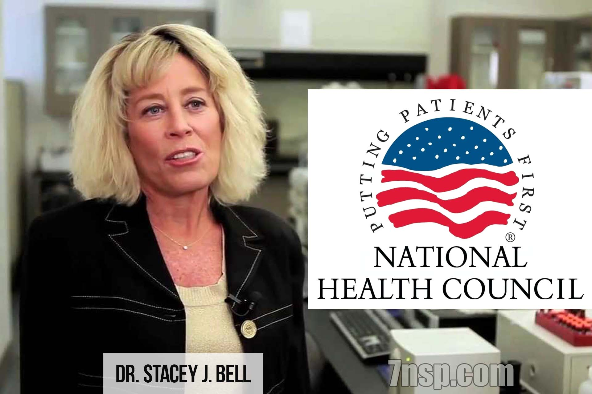 Американский врач-диетолог Стейси Белл