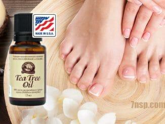 Масло чайного дерева от грибка ногтей ног, рук, лечение онихомикоза