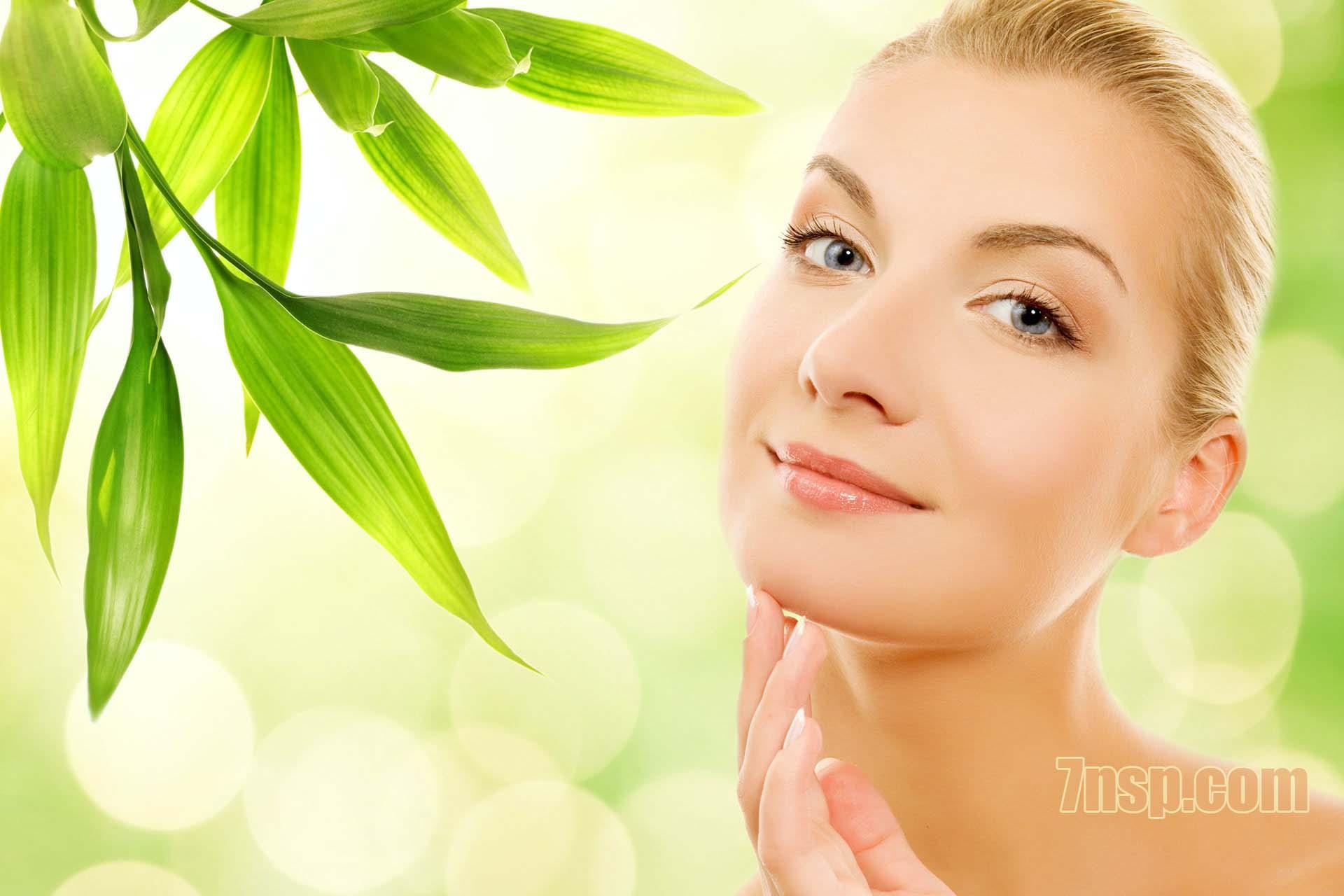 Уход за кожей лица и шеи - натуральная косметика НСП для кожи