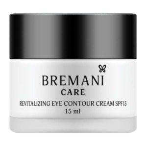 Восстанавливающий крем для кожи вокруг глаз с SPF15 НСП Бремани